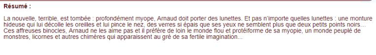 CUL DE BOUTEILLE-RESUME