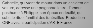 cortège-synopsis