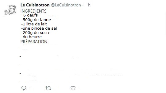 CUISINOTRON-CRÊPES