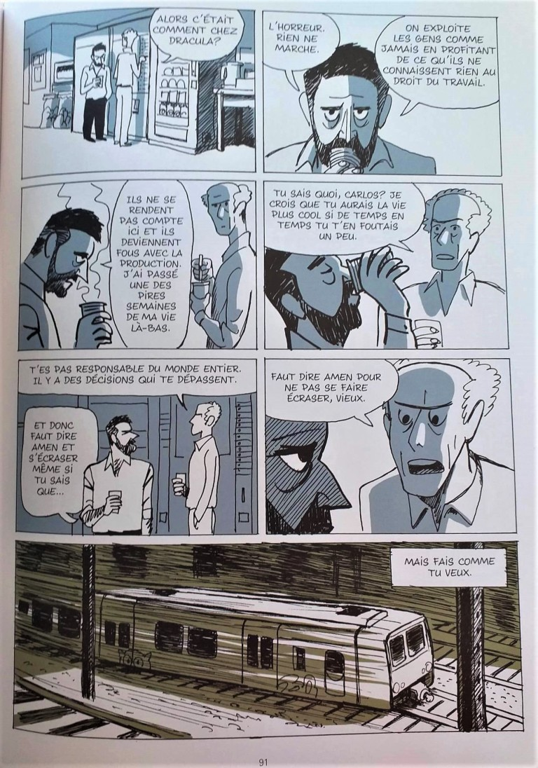 LE TRAVAIL M´A TUE-PAGE 91
